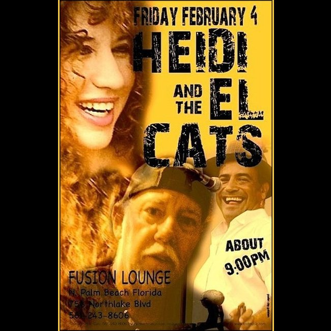 Heidi and the El Cats