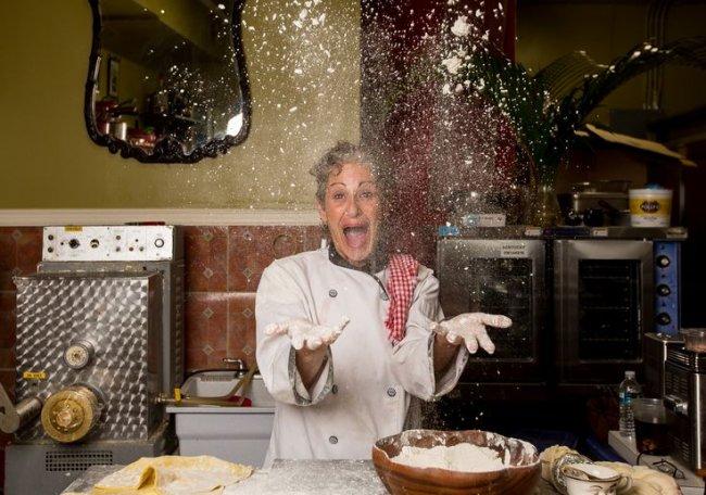 Mama Gizzi's Gourmet Pasta