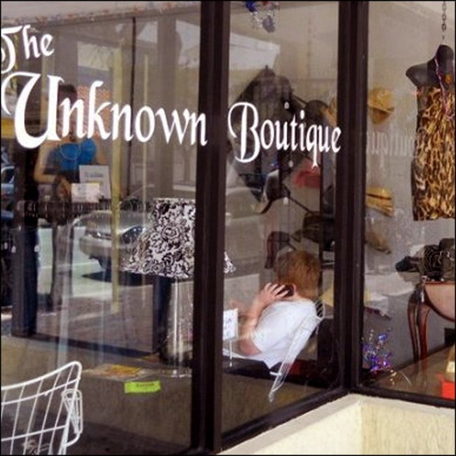 The Unknown Boutique