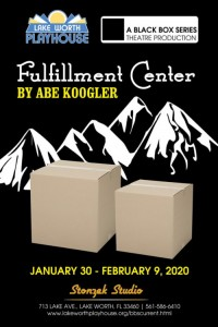 Fulfillment Center poster