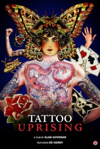 Tattoo Uprising poster