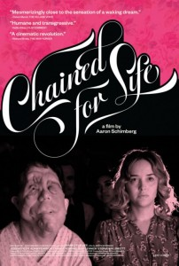 CHAINED FOR LIFE movie poster