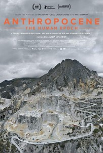 ANTHROPOCENE movie poster