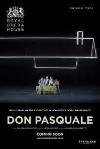 Don Pasquale poster