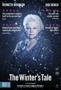 The Winters Tale movie poster