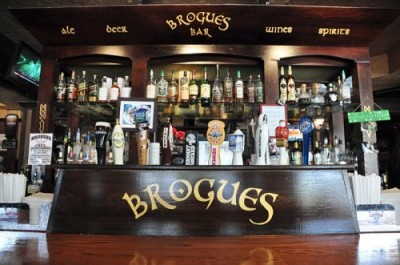 image of Brogues beertap
