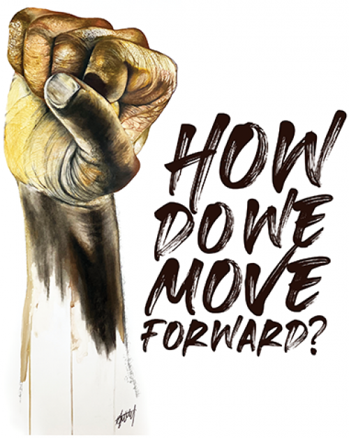 How Do We Move Forward poster