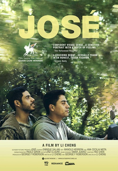JOSE movie poster