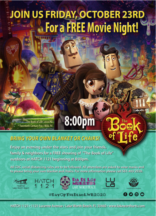 Book of Life movie poster