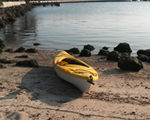Image of a kayak