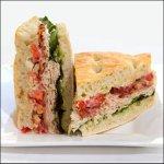 The White Apron: Gourmet Sandwiches & Wraps